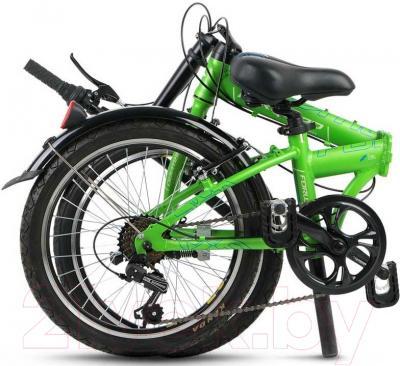 Велосипед Forward Enigma 2.0 2016 (зеленый матовый)
