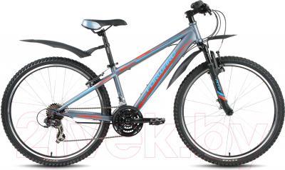 Велосипед Forward Flash 3.0 (15, серый матовый)