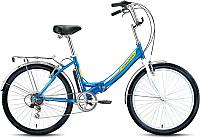 Велосипед Forward Valencia 2.0 (синий) -