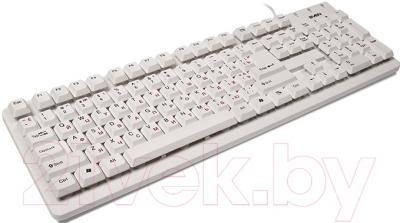 Клавиатура Sven Standard 301 USB (белый)