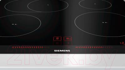Индукционная варочная панель Siemens EH675LFC1E