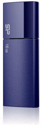 Usb flash накопитель Silicon Power Ultima U05 16GB (SP016GBUF2U05V1D)