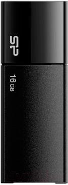 Usb flash накопитель Silicon Power Ultima U05 16GB (SP016GBUF2U05V1K)