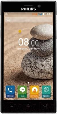 Смартфон Philips Xenium V787 (черный)