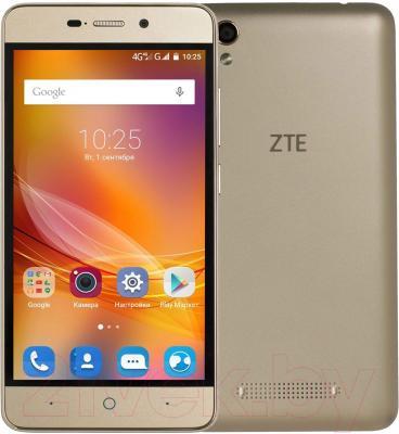 Смартфон ZTE Blade A452 (золото)