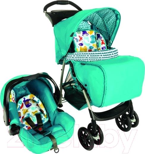 Детская универсальная коляска Graco