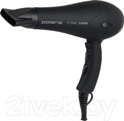 Фен Polaris PHD2251TDi (черный)