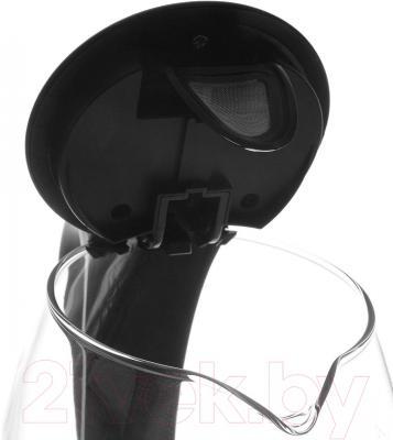 Электрочайник Polaris PWK1785CGL (черный)