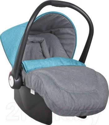 Автокресло Lorelli Lifesaver (Grey Blue L)