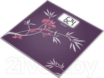 Напольные весы электронные Beurer GS 207 Spring