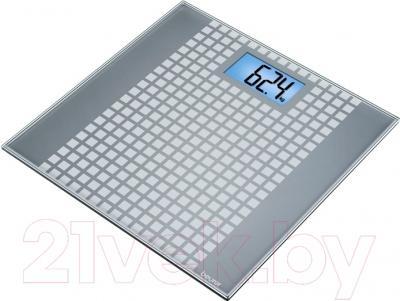 Напольные весы электронные Beurer GS 206 Squares