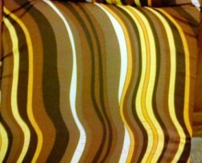 Складной шезлонг Olsa Альберто-3 с698 - реальный цвет ткани