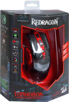 Мышь Redragon Titanoboa 70243