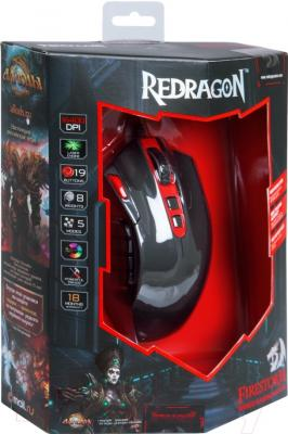 Мышь Redragon FireStorm 70244