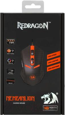 Мышь Redragon Nemeanlion 70437
