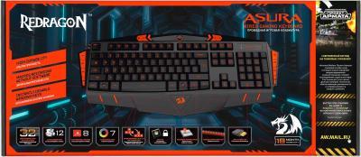 Клавиатура Redragon Asura 70246