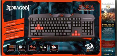 Клавиатура Redragon Xenica 70450