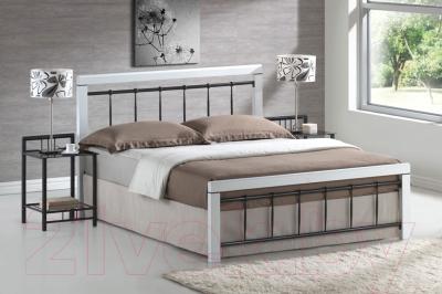 Двуспальная кровать Signal Berlin (160х200)