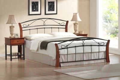 Двуспальная кровать Signal Atlanta (160х200)