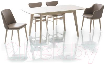 Обеденный стол Signal Combo II (дуб беленый)
