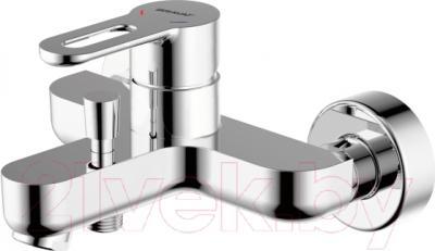 Смеситель Bravat Stream-D F00317 - смеситель для ванны и душа