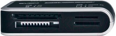Картридер Sven AC-115 (черный/серый)