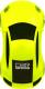 Разветвитель USB CBR MF-400 (желтый) -