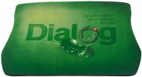 Коврик для мыши Dialog PM-H20 (зеленый) -