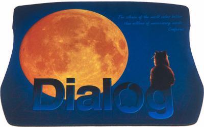 Коврик для мыши Dialog PM-H20 (синий)