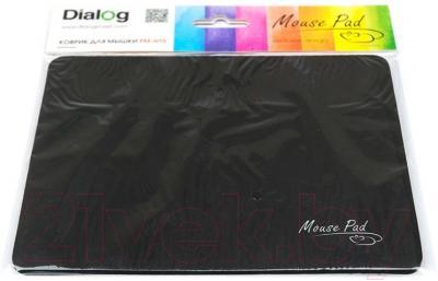 Коврик для мыши Dialog PM-H15 Black