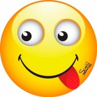 Коврик для мыши CBR Simple S9 Smile -