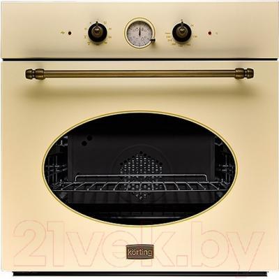 Электрический духовой шкаф Korting OKB482CRSB