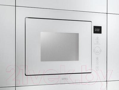 Микроволновая печь Korting KMI825TGW - вид спереди