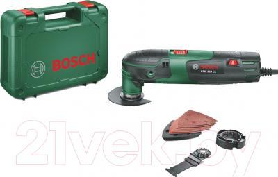 Многофункциональный инструмент Bosch PMF 220 CE (0.603.102.020)