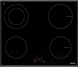 Индукционная варочная панель Korting HI6203B