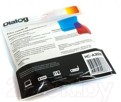 Сетевой кабель Dialog HC-A3030