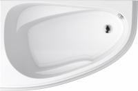Ванна акриловая Cersanit Joanna New 140х90 L (с ножками) -