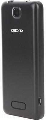 Мобильный телефон DEXP Larus B2 (черный)