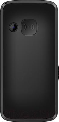 Мобильный телефон Oysters Respect (черный)