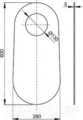 Звукоизоляционная плита Alcaplast M920