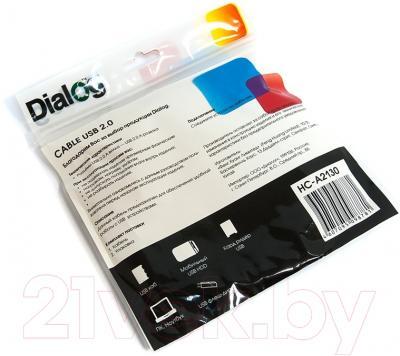 Удлинитель USB 2.0 Dialog HC-A2130
