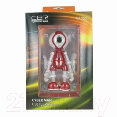 Веб-камера CBR MF-700 Cyber Man