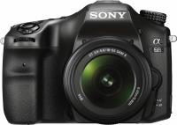 Зеркальный фотоаппарат Sony Alpha SLT-A68K Kit 18-55mm / ILCA-68K -