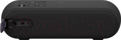 Портативная колонка Sony SRS-XB2B (черный)