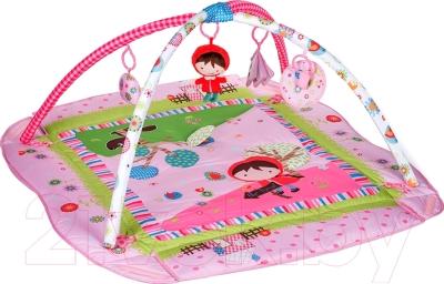 Развивающий коврик Babyhit PM-04 (Red Riding Hood)