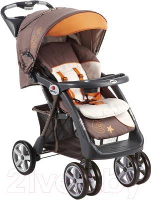Детская прогулочная коляска Geoby C879CR (R4BB)