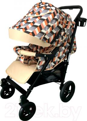 Детская прогулочная коляска Babyhit Drive (бежевый)