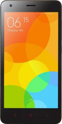 Смартфон Xiaomi Redmi 2 16GB (черный)