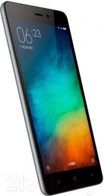 Смартфон Xiaomi Redmi 3 16GB (черный/серый)