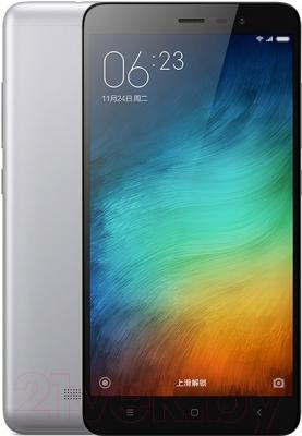 Смартфон Xiaomi Redmi Note 3 Pro 16GB (черный/серый)